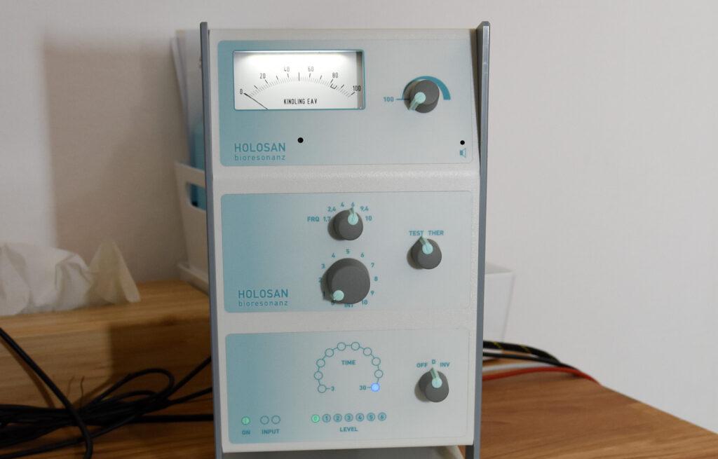 Bioresonanz-Gerät